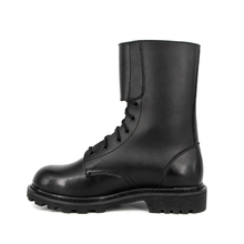 France black tactical full leather boots 6250