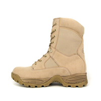 Riding timberland army men desert boots 7258