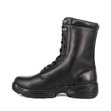 Germany waterproof police full leather boots 6282