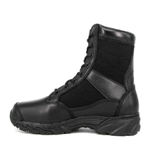 Popular outdoor police custom tactical boots 4246