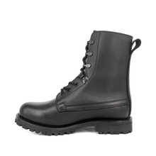 UK police working full leather boots 6222