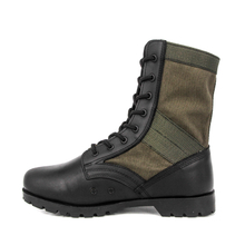 Olive vintage youth jungle boots 5212