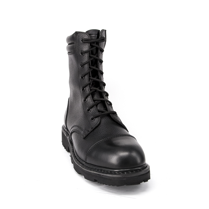 Waterproof walking genuine leather boots 6229