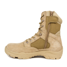 Factory Australia Milforce military desert boots 7230