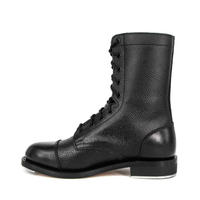 Anti-piercing sole steel toe working hot-selling full leather boots 6298