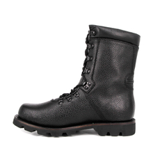 Patrol embossed Germany military leather boots 6283
