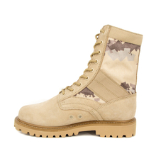 Forest hidden outdoor training military desert boots 7278