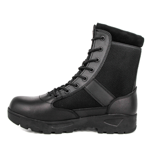 British insulated safety black military tactical boot 4281