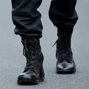 Can't afford brand-name military boot, you can wear the same style in milforce