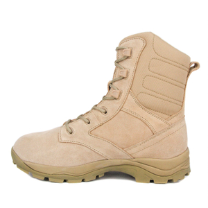 Turkey sand waterproof hiking military desert boots 7287